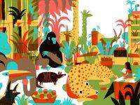 Kortrijm 9: Voorlezen aan dieren en geluiden uit het verleden
